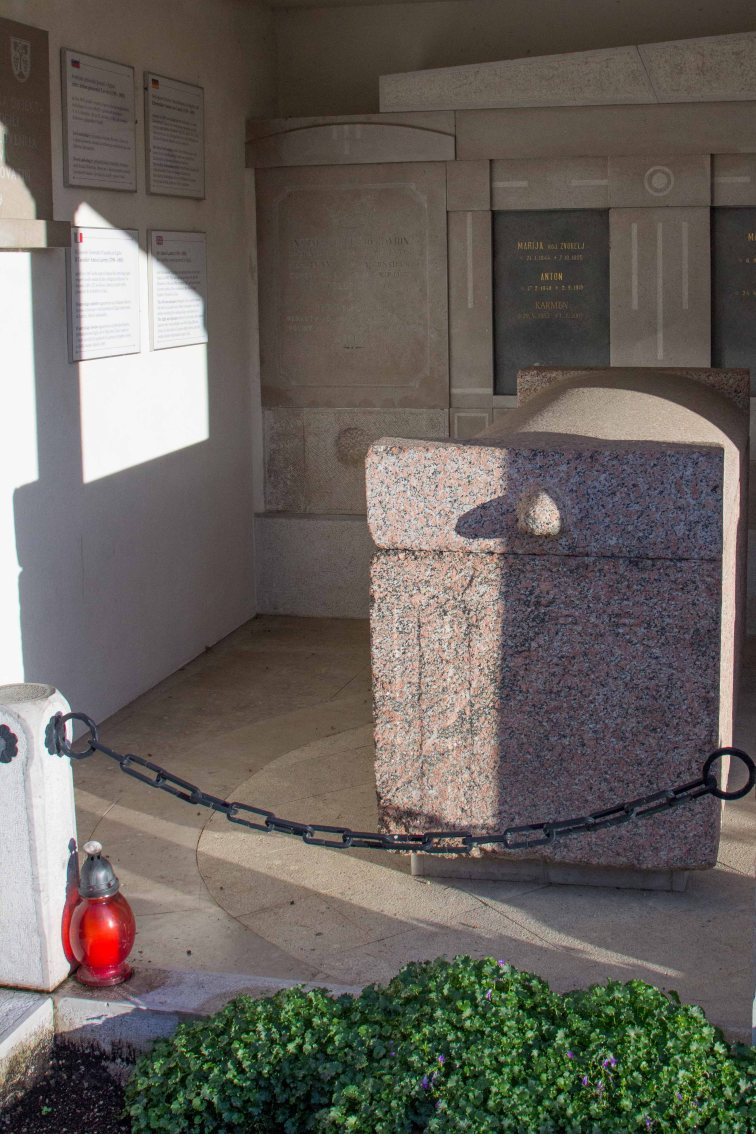 Sarcofago del principe Iumin